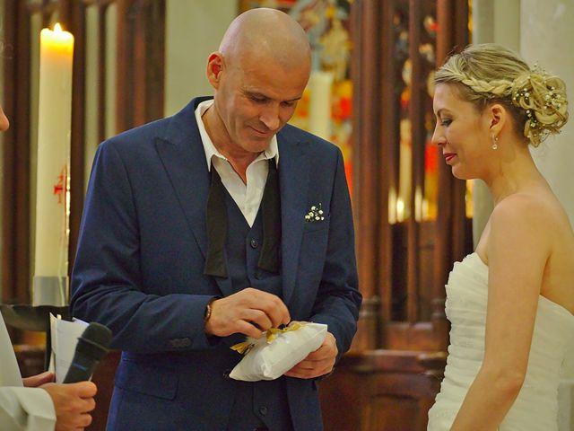 Le mariage de Bécherqui et Laura à L'Horme, Loire 24