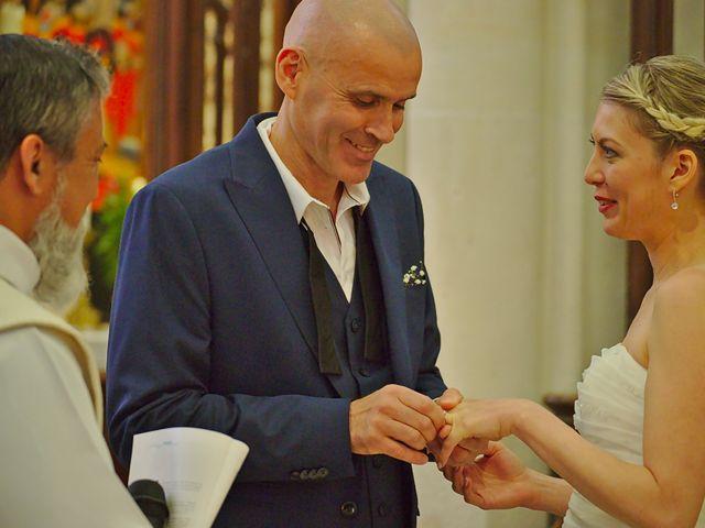 Le mariage de Bécherqui et Laura à L'Horme, Loire 25