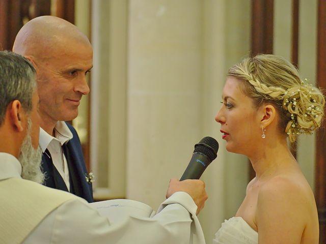 Le mariage de Bécherqui et Laura à L'Horme, Loire 26