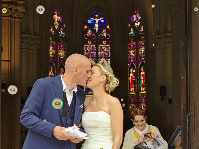 Le mariage de Bécherqui et Laura à L'Horme, Loire 29