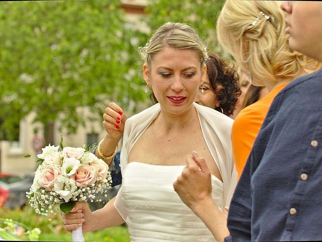 Le mariage de Bécherqui et Laura à L'Horme, Loire 12