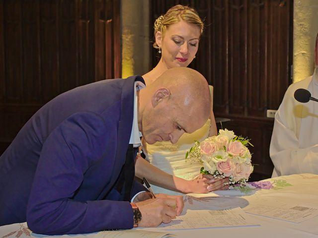 Le mariage de Bécherqui et Laura à L'Horme, Loire 28