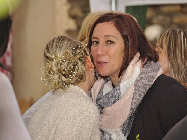 Le mariage de Bécherqui et Laura à L'Horme, Loire 36