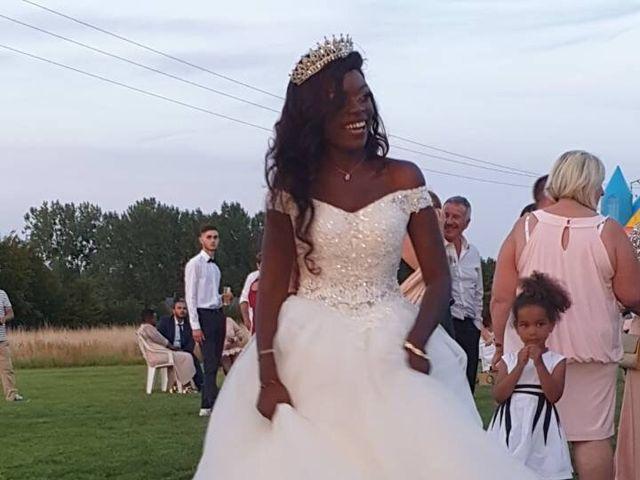 Le mariage de Corentin et Alexandra  à Serqueux, Seine-Maritime 3