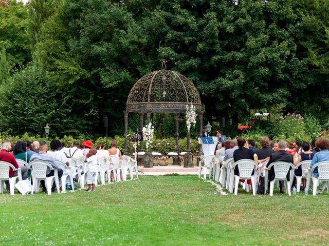 Le mariage de Jean et Aminata à Mauperthuis, Seine-et-Marne 10