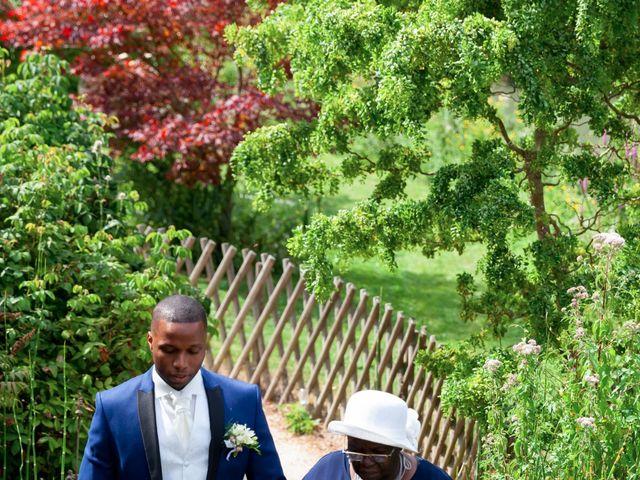 Le mariage de Jean et Aminata à Mauperthuis, Seine-et-Marne 11