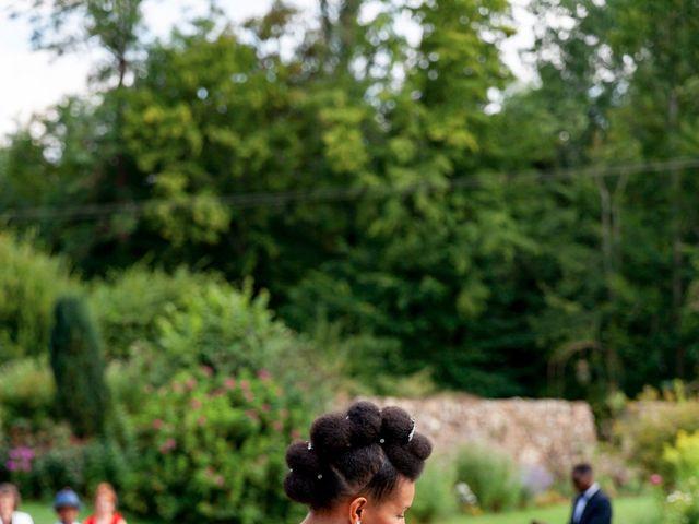 Le mariage de Jean et Aminata à Mauperthuis, Seine-et-Marne 22
