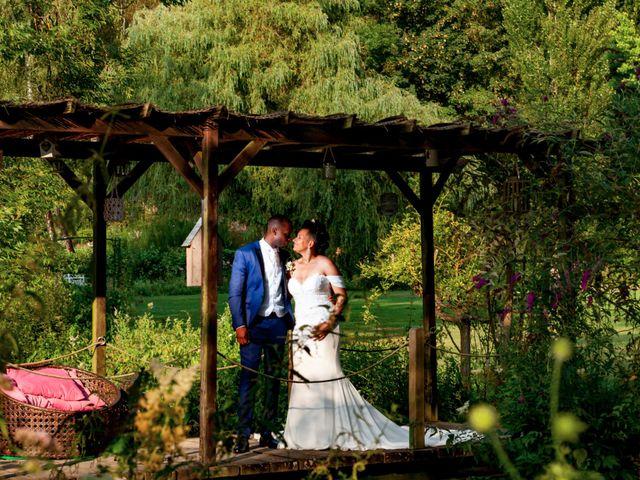 Le mariage de Aminata et Jean