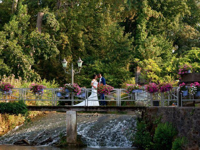 Le mariage de Jean et Aminata à Mauperthuis, Seine-et-Marne 38