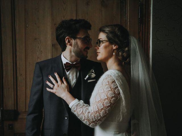 Le mariage de Edwige et Alexandre