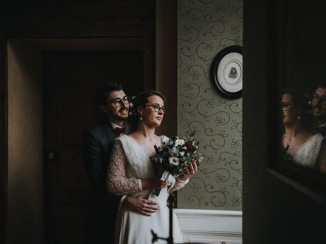 Le mariage de Alexandre et Edwige à Nantes, Loire Atlantique 56