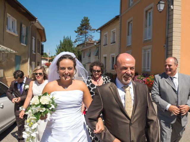 Le mariage de Julien et Sandra à Lyon, Rhône 18