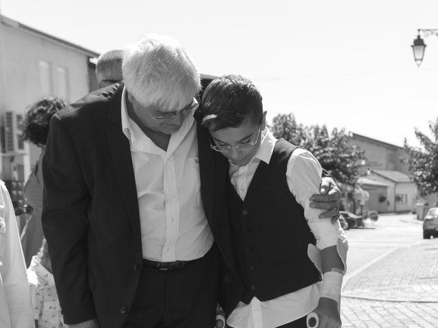 Le mariage de Julien et Sandra à Lyon, Rhône 22