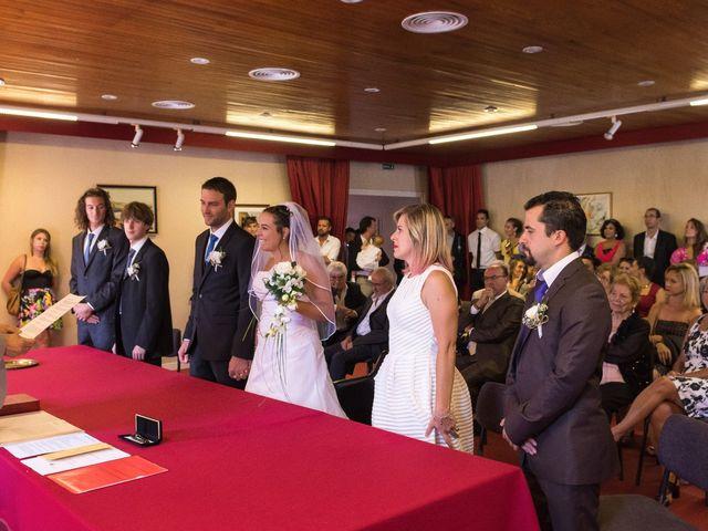 Le mariage de Julien et Sandra à Lyon, Rhône 31