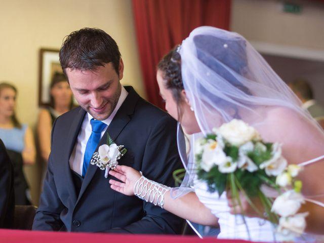 Le mariage de Julien et Sandra à Lyon, Rhône 40
