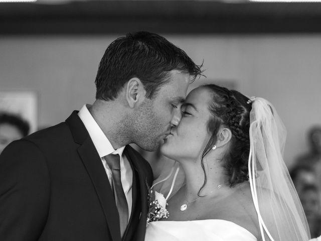 Le mariage de Julien et Sandra à Lyon, Rhône 42