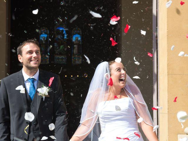 Le mariage de Julien et Sandra à Lyon, Rhône 63
