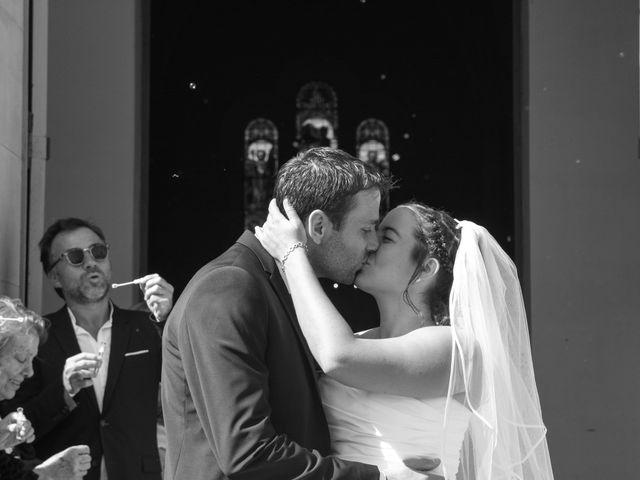 Le mariage de Julien et Sandra à Lyon, Rhône 64
