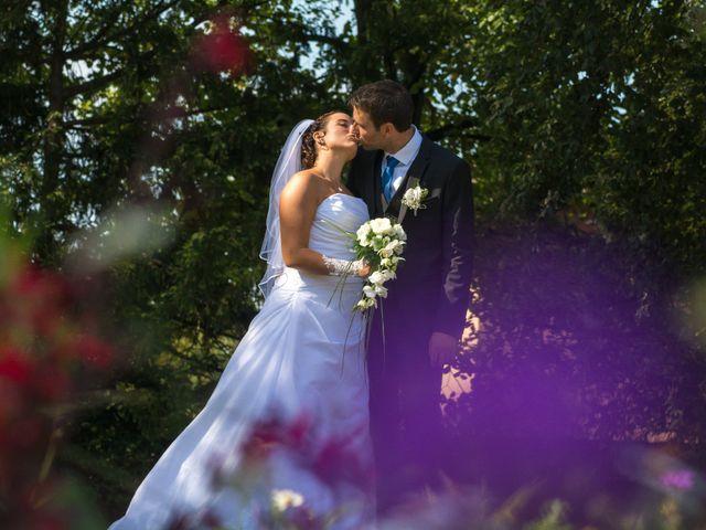 Le mariage de Julien et Sandra à Lyon, Rhône 74