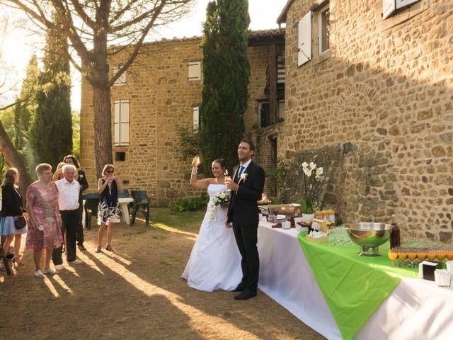 Le mariage de Julien et Sandra à Lyon, Rhône 85