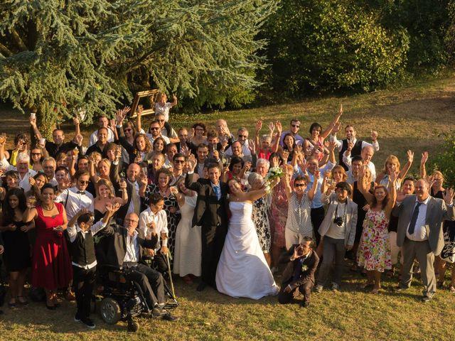 Le mariage de Julien et Sandra à Lyon, Rhône 89
