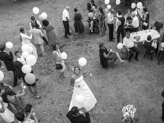 Le mariage de Julien et Sandra à Lyon, Rhône 94