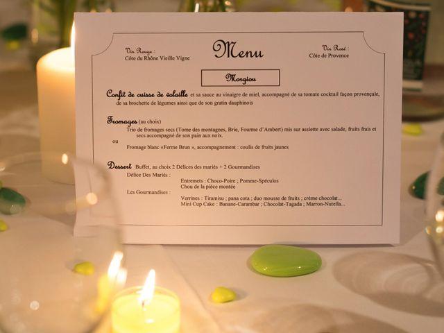 Le mariage de Julien et Sandra à Lyon, Rhône 101