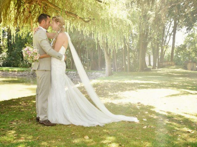 Le mariage de Nicolas et Aurore à Marigny-le-Châtel, Aube 1