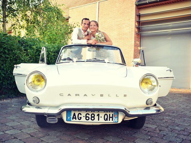 Le mariage de Nicolas et Aurore à Marigny-le-Châtel, Aube 2