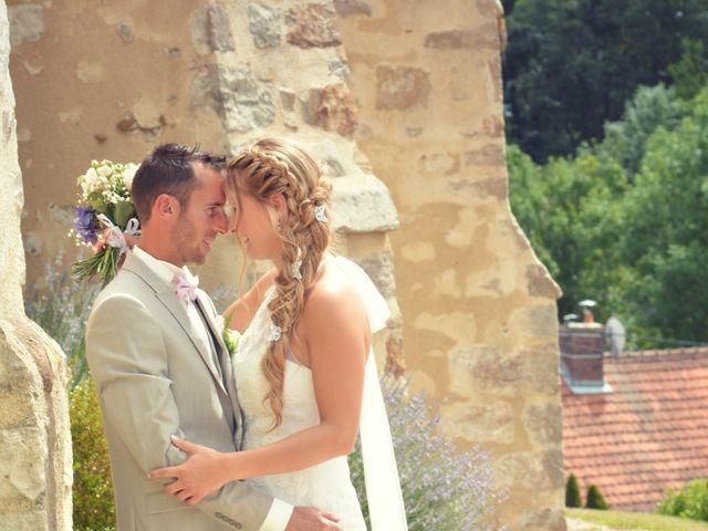 Le mariage de Nicolas et Aurore à Marigny-le-Châtel, Aube 8
