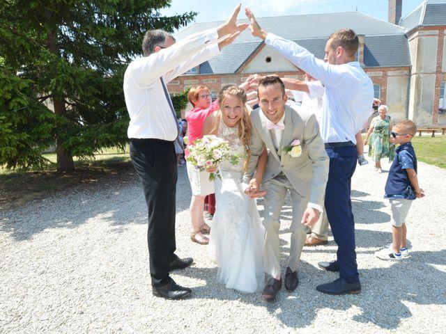 Le mariage de Nicolas et Aurore à Marigny-le-Châtel, Aube 16