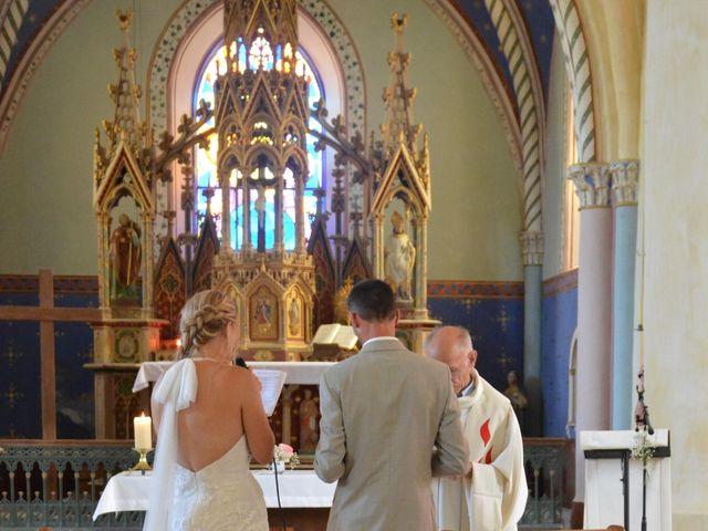 Le mariage de Nicolas et Aurore à Marigny-le-Châtel, Aube 18