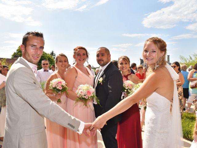 Le mariage de Nicolas et Aurore à Marigny-le-Châtel, Aube 43