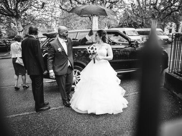 Le mariage de Alan et Laure à Faverges, Haute-Savoie 10