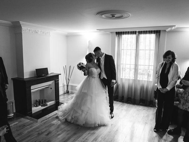 Le mariage de Alan et Laure à Faverges, Haute-Savoie 12