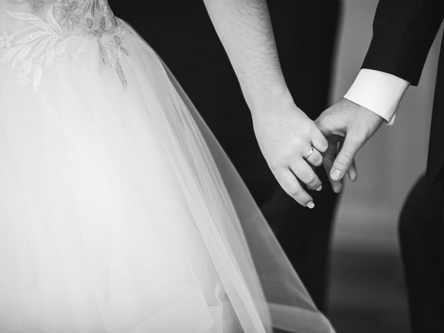 Le mariage de Alan et Laure à Faverges, Haute-Savoie 16