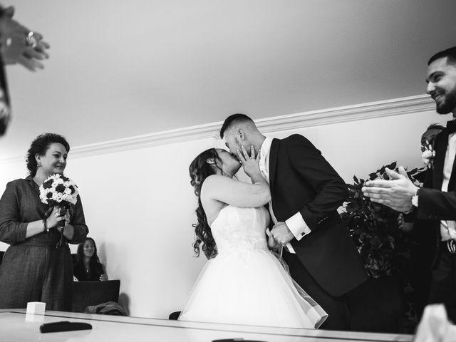 Le mariage de Alan et Laure à Faverges, Haute-Savoie 17