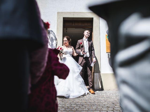Le mariage de Alan et Laure à Faverges, Haute-Savoie 20