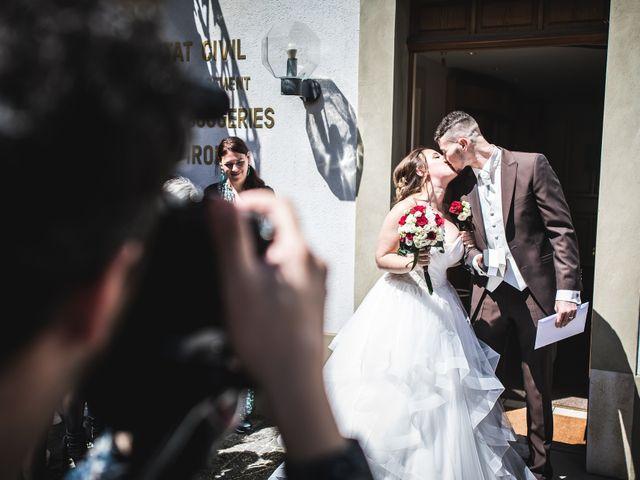 Le mariage de Alan et Laure à Faverges, Haute-Savoie 21