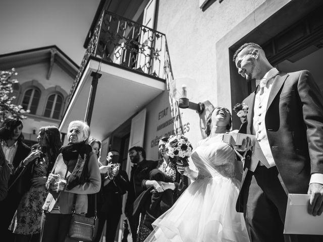 Le mariage de Alan et Laure à Faverges, Haute-Savoie 22