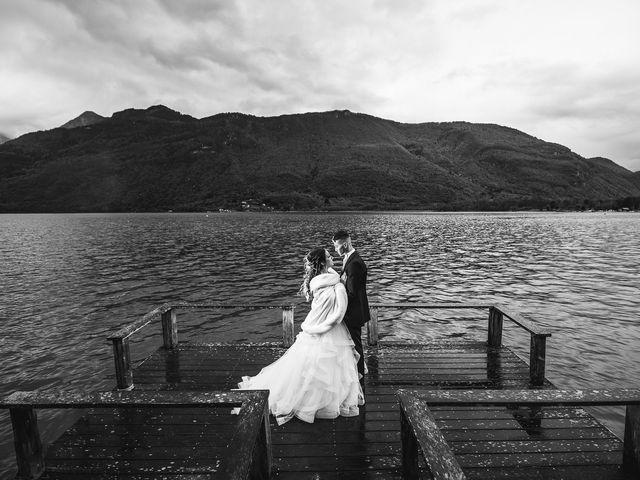 Le mariage de Alan et Laure à Faverges, Haute-Savoie 25