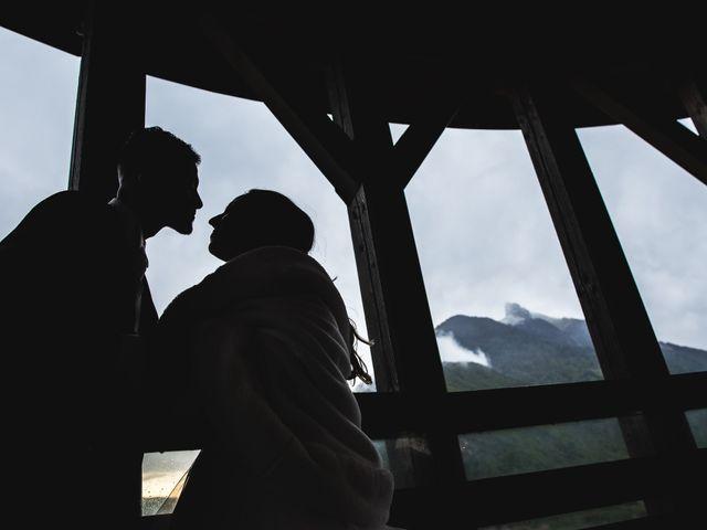 Le mariage de Alan et Laure à Faverges, Haute-Savoie 30