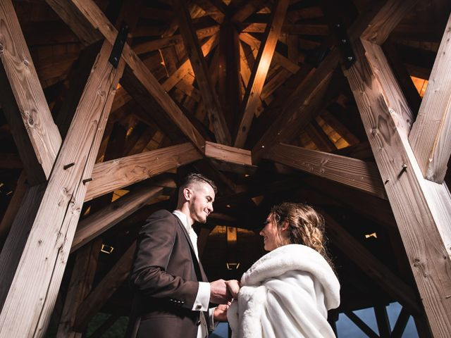 Le mariage de Alan et Laure à Faverges, Haute-Savoie 33