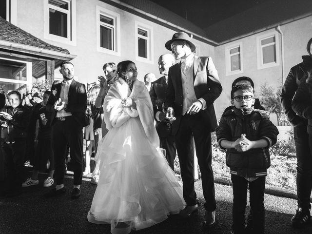 Le mariage de Alan et Laure à Faverges, Haute-Savoie 36