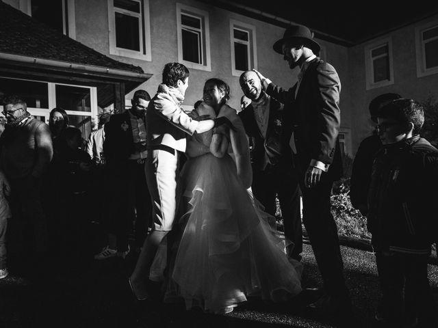 Le mariage de Alan et Laure à Faverges, Haute-Savoie 37
