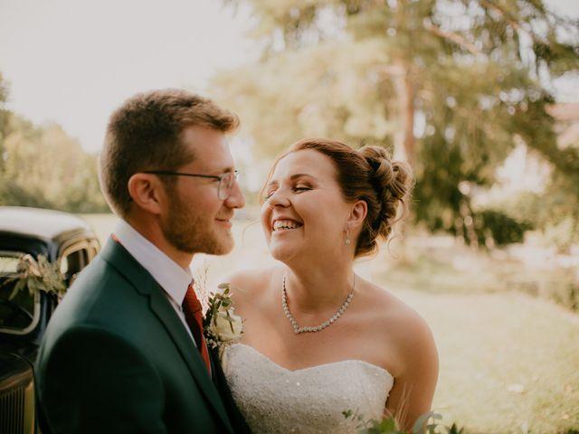 Le mariage de Charlotte et Stephen