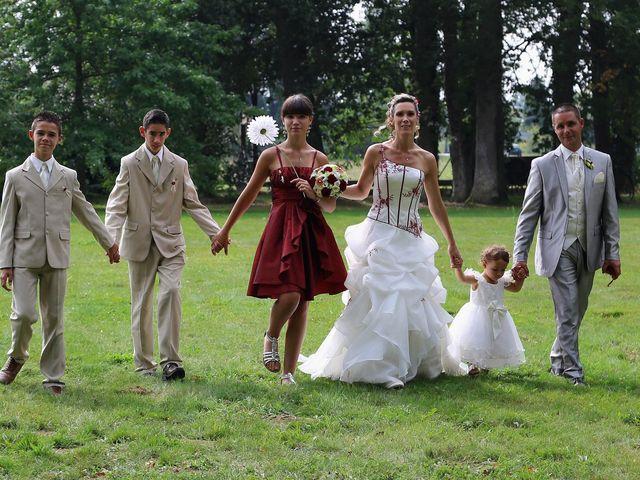 Le mariage de Ludovic et Laëtitia à La Chapelle-des-Marais, Loire Atlantique 1