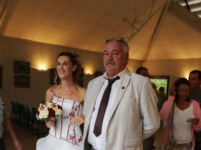 Le mariage de Ludovic et Laëtitia à La Chapelle-des-Marais, Loire Atlantique 13