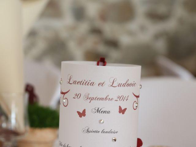 Le mariage de Ludovic et Laëtitia à La Chapelle-des-Marais, Loire Atlantique 27