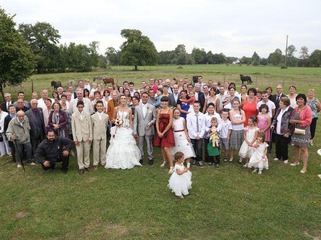 Le mariage de Ludovic et Laëtitia à La Chapelle-des-Marais, Loire Atlantique 30